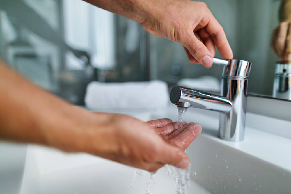 Use Cold Water for Hand Washing