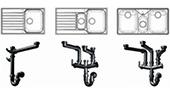 Siphon Plumbing Kit