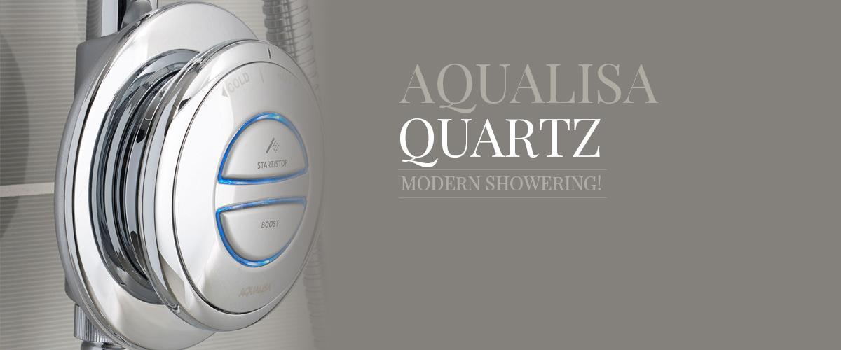 Aqualisa Quartz
