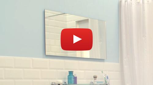 Croydex Bathroom Mirrors Installation Video