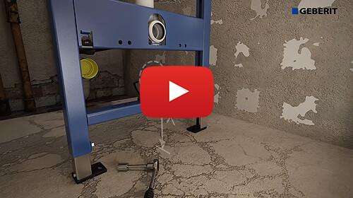 Geberit Duofix Installation Video
