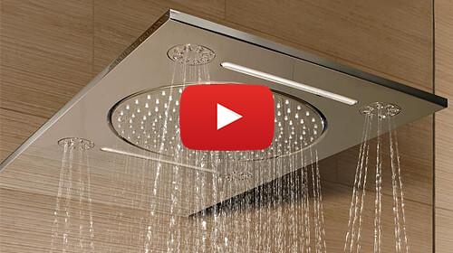 Grohe Rainshower Video