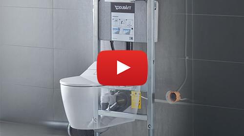 Duravit Durasystem Installation Video