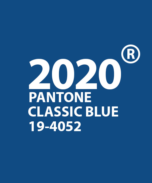 PANTONE Classic Blue: Get the Colour of 2020 in Your Bathroom