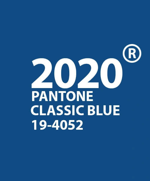 PANTONE Classic Blue:Get the Colour of 2020 in Your Bathroom