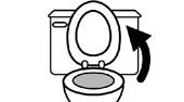 Optional Toilet-Seat