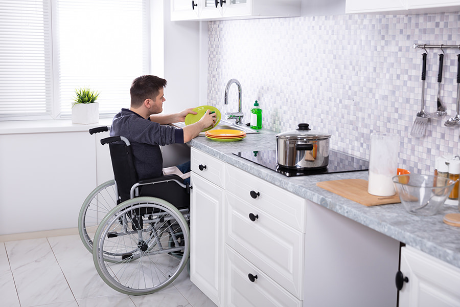 Disabled Sink