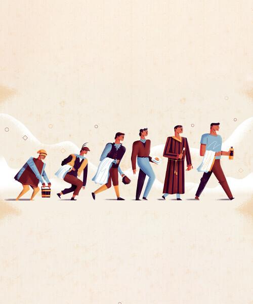 500 Years Of Bathrooms