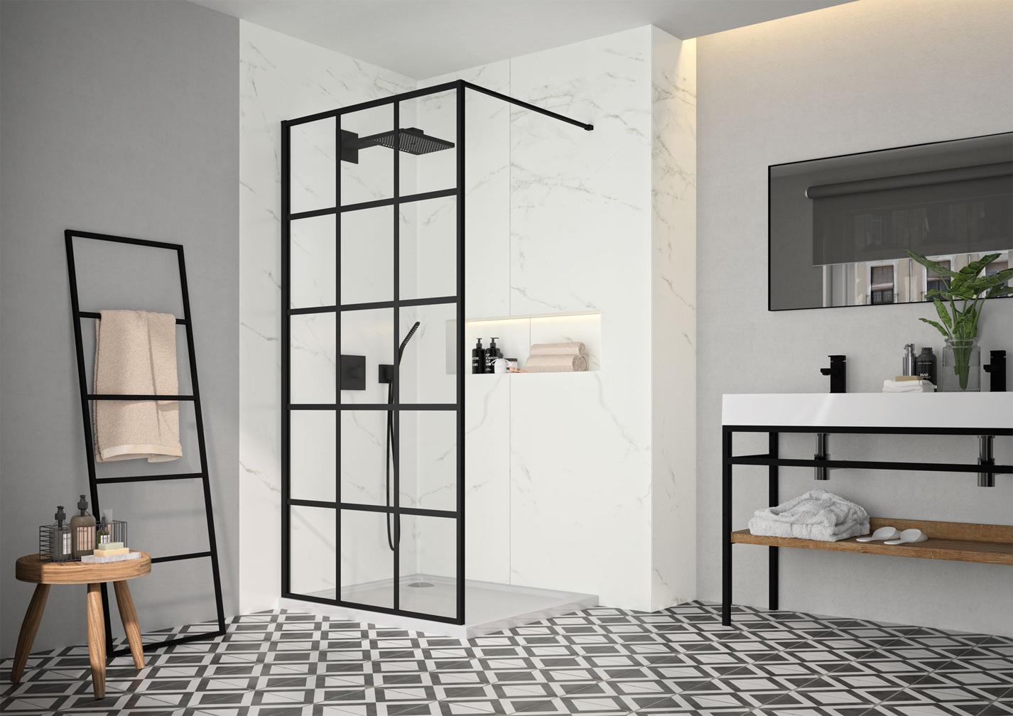 Wet Room Ideas QS Supplies