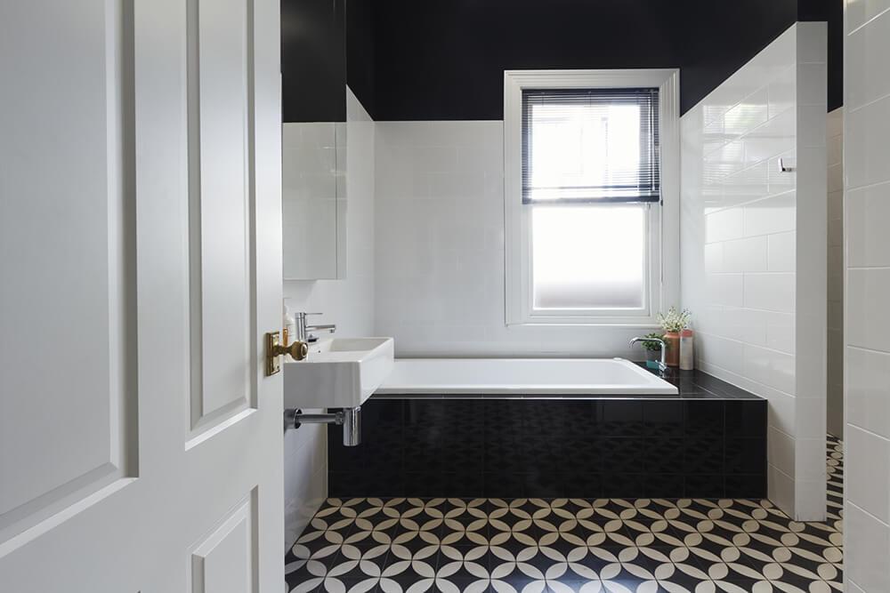 Art Deco Bathroom Tiles