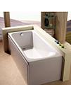 Carron Arc Single Ended 5mm Acrylic Bath 1700 x 700mm small Image 4