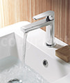 Crosswater Solo Monobloc Basin Mixer Tap - SO110DNC small Image 4