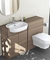 Ideal Standard SoftMood 55cm Semi Countertop Basin - T055301 small Image 4