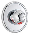 Mira Combiforce 415 Built-In Rigid Mixer Shower Chrome - 1.1542.009 small Image 4