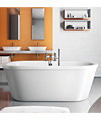 Clearwater Nouveau Modern Freestanding Bath 1780 x 810mm small Image 4