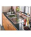Astracast Targa Springflow Filter Water Kitchen Sink Mixer Tap small Image 4