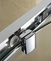 Twyford Geo6 Sliding Shower Enclosure Door 1000mm - G66503CP small Image 4