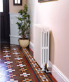 Apollo Firenze 10 Sections 4 Column Cast Iron Radiator 880mm small Image 4