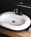 Ideal Standard Simply U Single Lever Basin Mixer Tap - A4485AA small Image 4