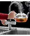 Franke Minerva 3-In-1 Kettle Kitchen Sink Mixer Tap Chrome - Thumb Image 3