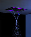 Crosswater Rio Revive Shower Head With Lights And Double Waterfall small Image 4