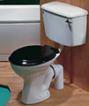 Twyford Classic Low Level WC Pan With Horizontal Outlet 710mm small Image 4
