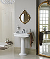Heritage Victoria 650mm 3 Taphole Standard Basin small Image 4