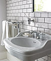 Heritage Victoria Traditional Bathroom Suite - 3 small Image 4