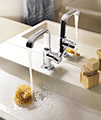 Grohe Spa Allure Basin Mixer Tap With Pop-up Waste - 32146000 small Image 4