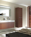 Duravit X-Large 1760mm High Single Door Tall Cabinet small Image 4