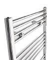 Tivolis Straight 500 x 1000mm Chrome Towel Rail - STRCR50100 - Thumb Image 2