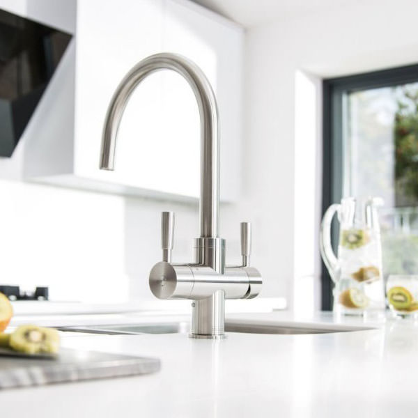 Boiling Water Taps are Easy to Install