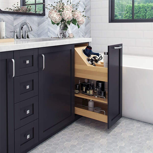 vanities with drawer