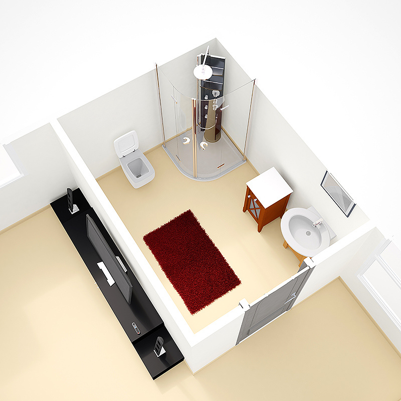 Plan your Bathroom Lighting