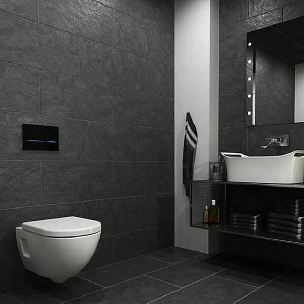 touchless flush plate