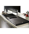 Astracast Contour 1.5 Bowl Composite ROK TEX Inset Sink And Tap Pack small Image 4