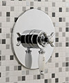 Sagittarius Churchmans Concealed Thermostatic Shower Valve Chrome small Image 4