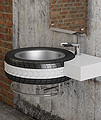 QS Supplies Mac Wheel Basin With Bottle Trap - MACW23871 small Image 4