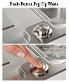 Franke Mythos Slim-Top DP MMX 211 Stainless Steel Kitchen Sink And Tap - Thumb Image 12