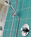 Aqualisa Siren SL Concealed Thermostatic Shower Mixer Valve With Kit small Image 4