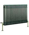 DQ Heating Adara 2 / 3 / 4 Column Radiator 3 To 40 Sections Varnish small Image 4