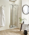 Premier Pacific 700 x 1850mm Bi-Fold Shower Door small Image 4