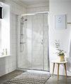 Premier Ella 1000 x 1850mm Single Sliding Shower Door small Image 4