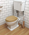 IMEX Wyndham Traditional Low Level WC Set small Image 4