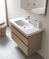 Duravit DuraStyle 1000 x 480mm 1 TH Furniture Washbasin With Overflow small Image 4
