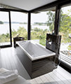 Duravit 2nd Floor Built-In 1700 x 750mm Bath With Support Feet small Image 4