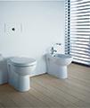 Duravit Bathroom Foster 570mm Floor Standing Toilet small Image 4