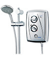 Triton T80Z Fast Fit Chrome Electric Shower 9.5KW small Image 4