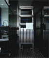 Aeon Gallipoli 490mm Wide Stainless Steel Towel Rail small Image 4