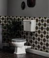 Bayswater Fitzroy 515mm Comfort Height WC Pan With Low Cistern small Image 4